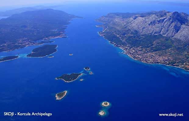 Skoji - Croatian Islands